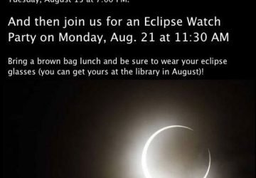 Faulkner County Library to host Solar Eclipse Event