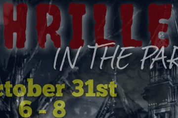 Third year for Thriller in the Park