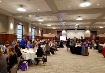 The First C. D. Wright Women Writers Conference gathers large crowd