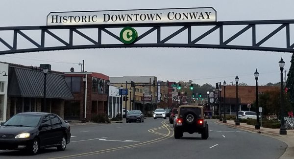 Downtown Conway