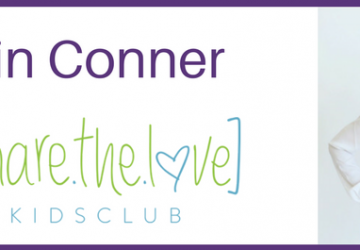 Q&A with Erin Conner of Share the Love Kids Club