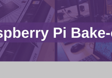 UCA Makerspace hosts Raspberry Pi Bake-off