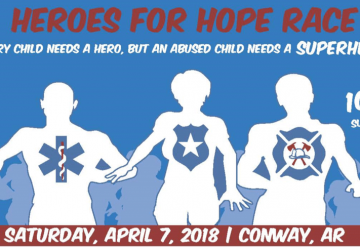 Children's Advocacy Alliance hosts Heroes for Hope Race