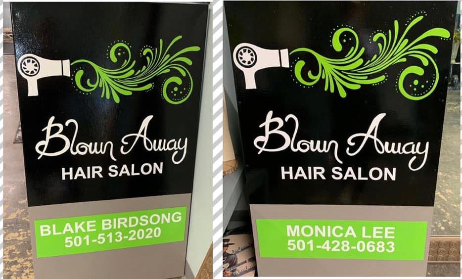 blown away salon1