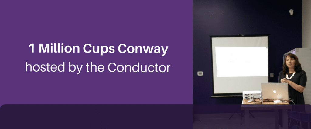 1 Million Cups Conway