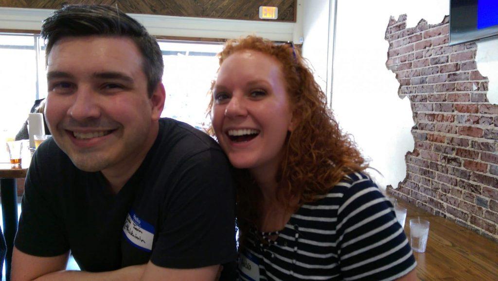 Luke Irvin and Audra Russell of Oak Street Ventures