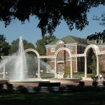 UCA Fountain, Courtesy of UCA