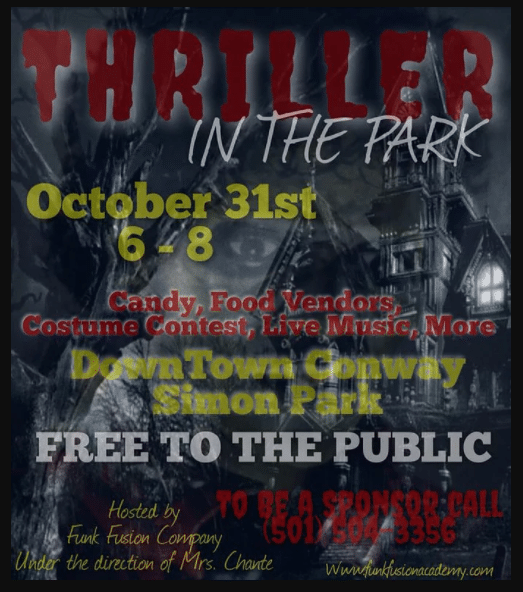 Thriller in the Park