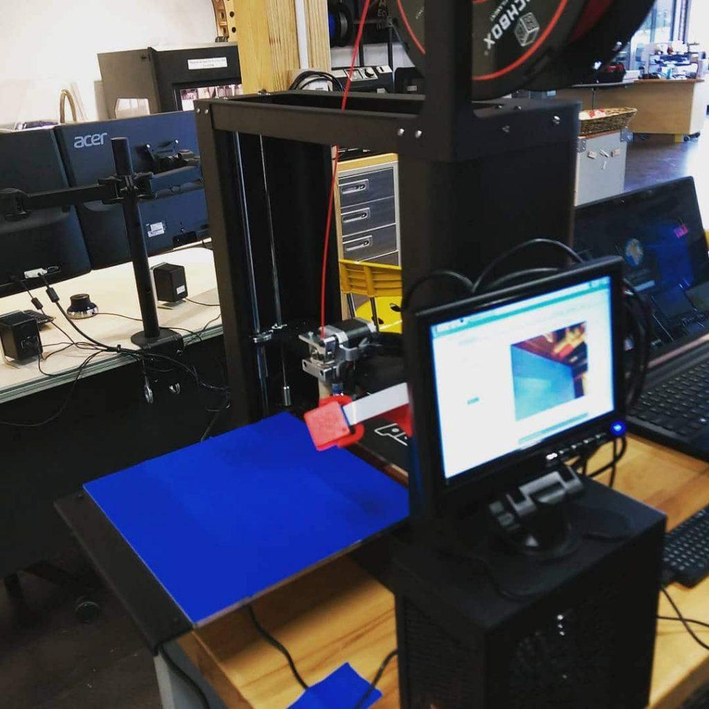 Raspberry Pi OctoPrinting