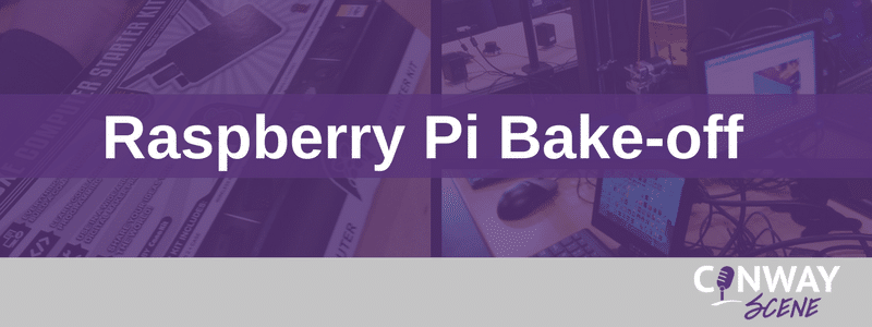 Raspberry Pi Bake-off