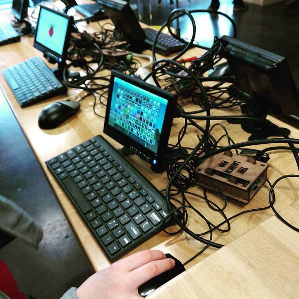 Raspberry Pi Minecraft