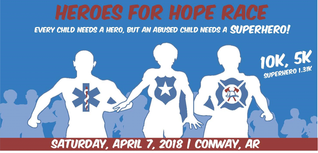 Heroes for Hope Race