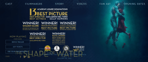 Screenshot: The Shape of Water Fox Searchlight