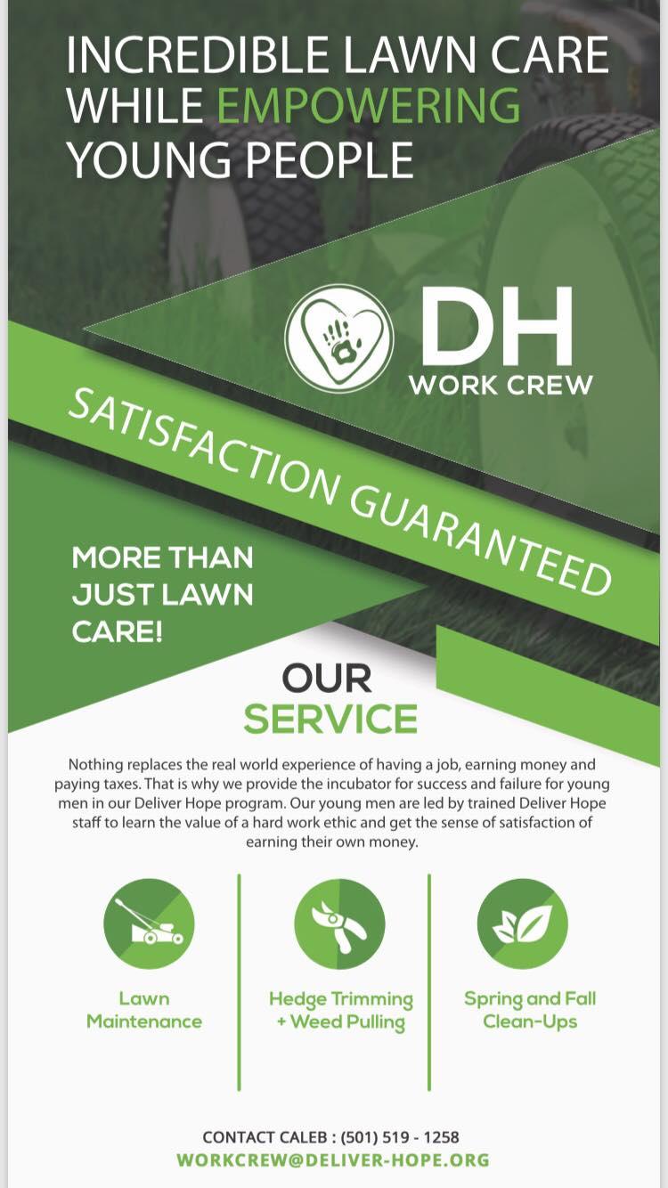 Deliver Hope Work Crew