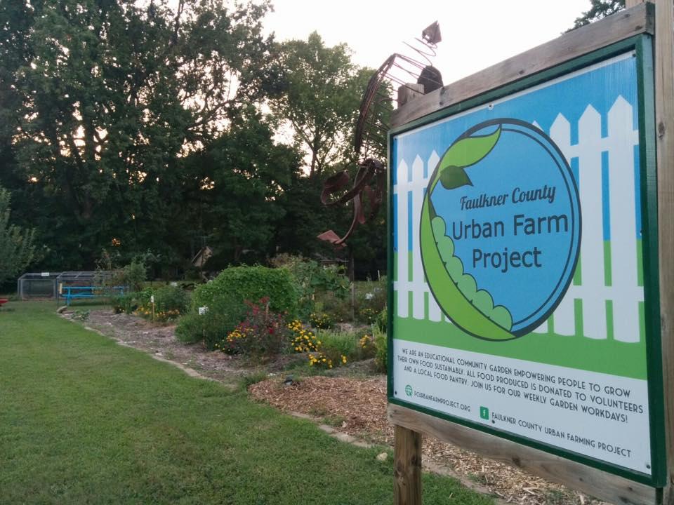 Faulkner County Urban Farm Project