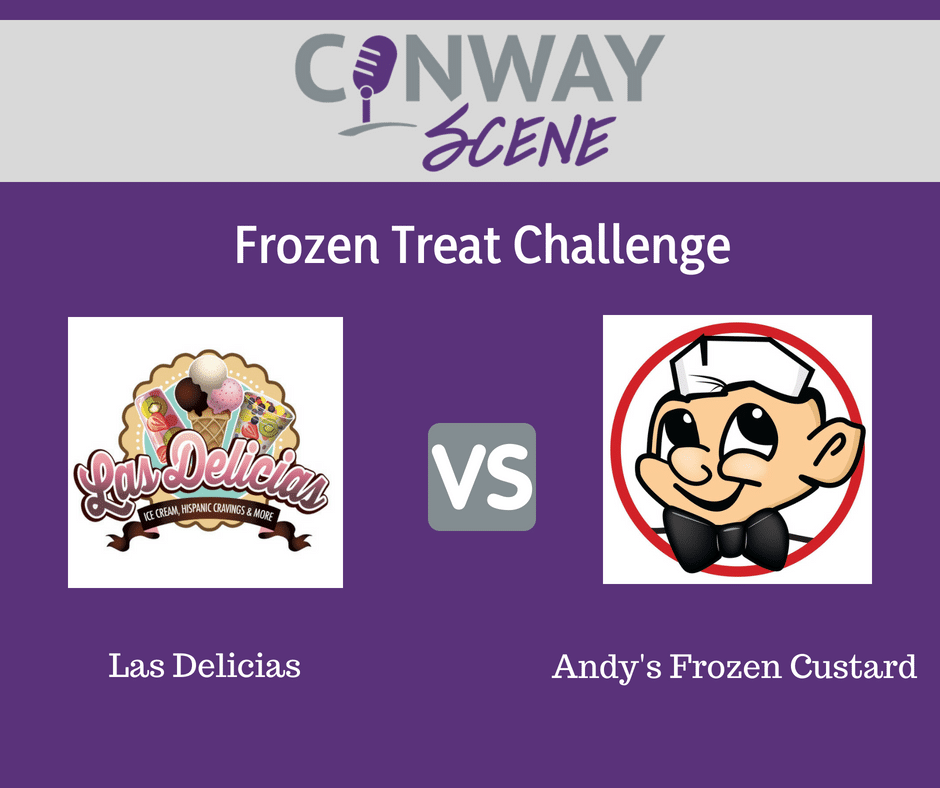 Frozen Treat Challenge