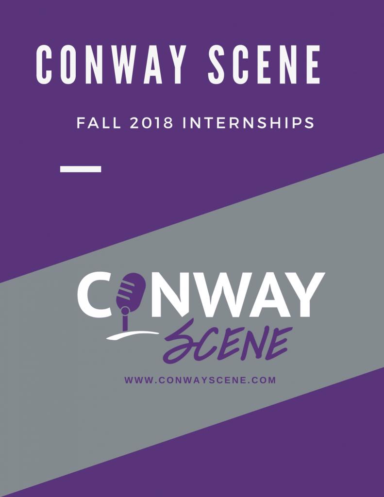 Conway Scene Interns Fall 2018