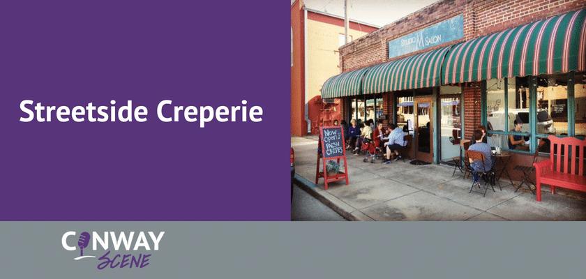Streetside Creperie