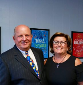 Nancy and Jeff Hall