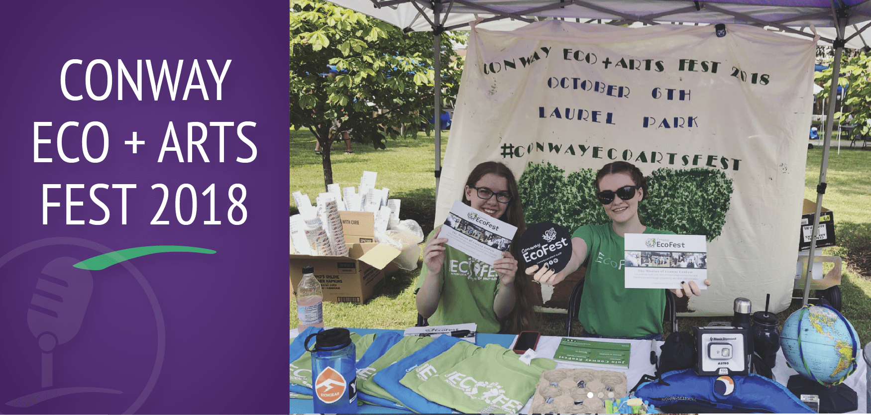 Conway Eco + Arts Fest 2018