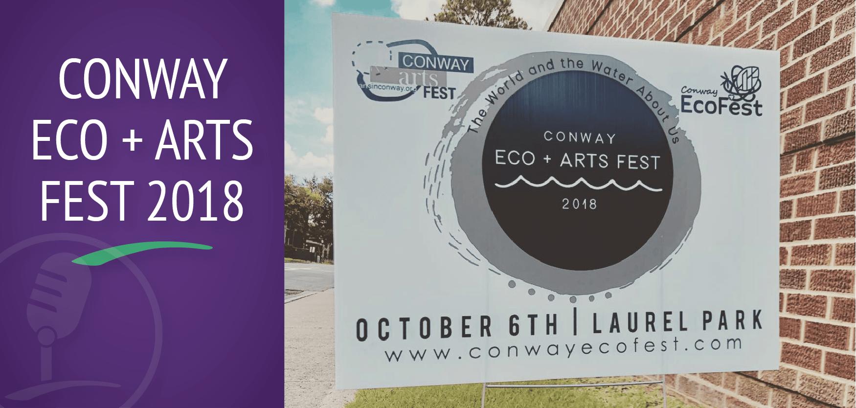 Eco + Arts Fest 2018