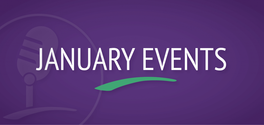 January 2020 Events Conway