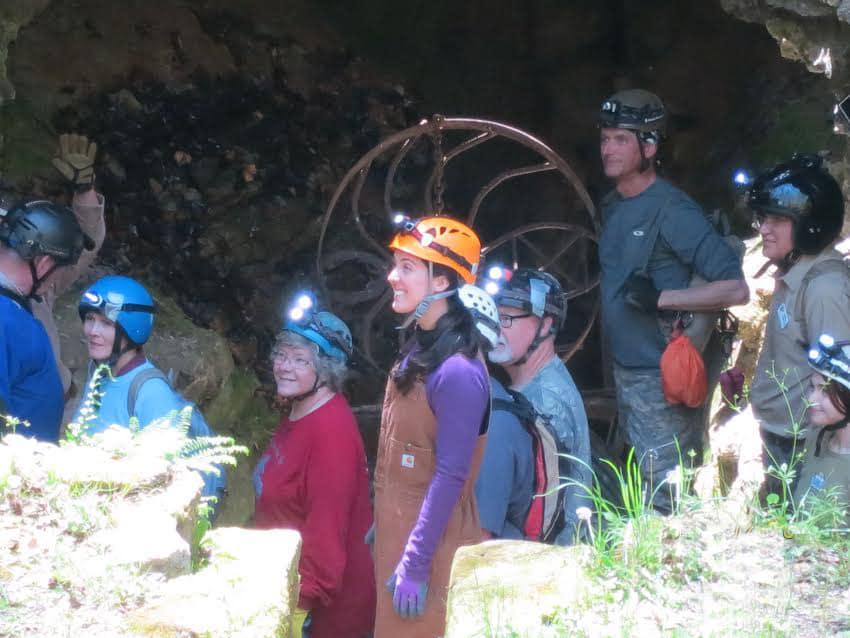 Caving Trip - Courtesy of Foothills Arkansas Master Naturalists