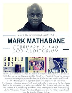 Mark Mathabane