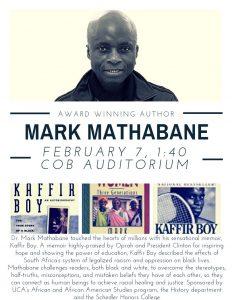 Mark Mathabane