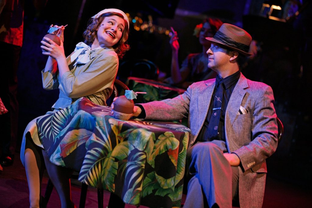 Guys and Dolls Chad and Rebecca