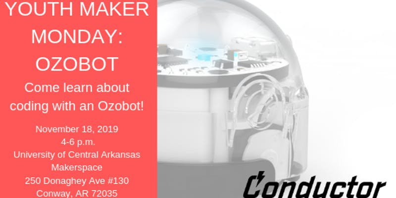 Youth Maker Monday: Ozobot