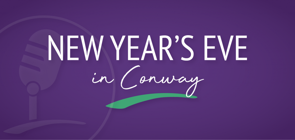 NYE 2020 events Conway