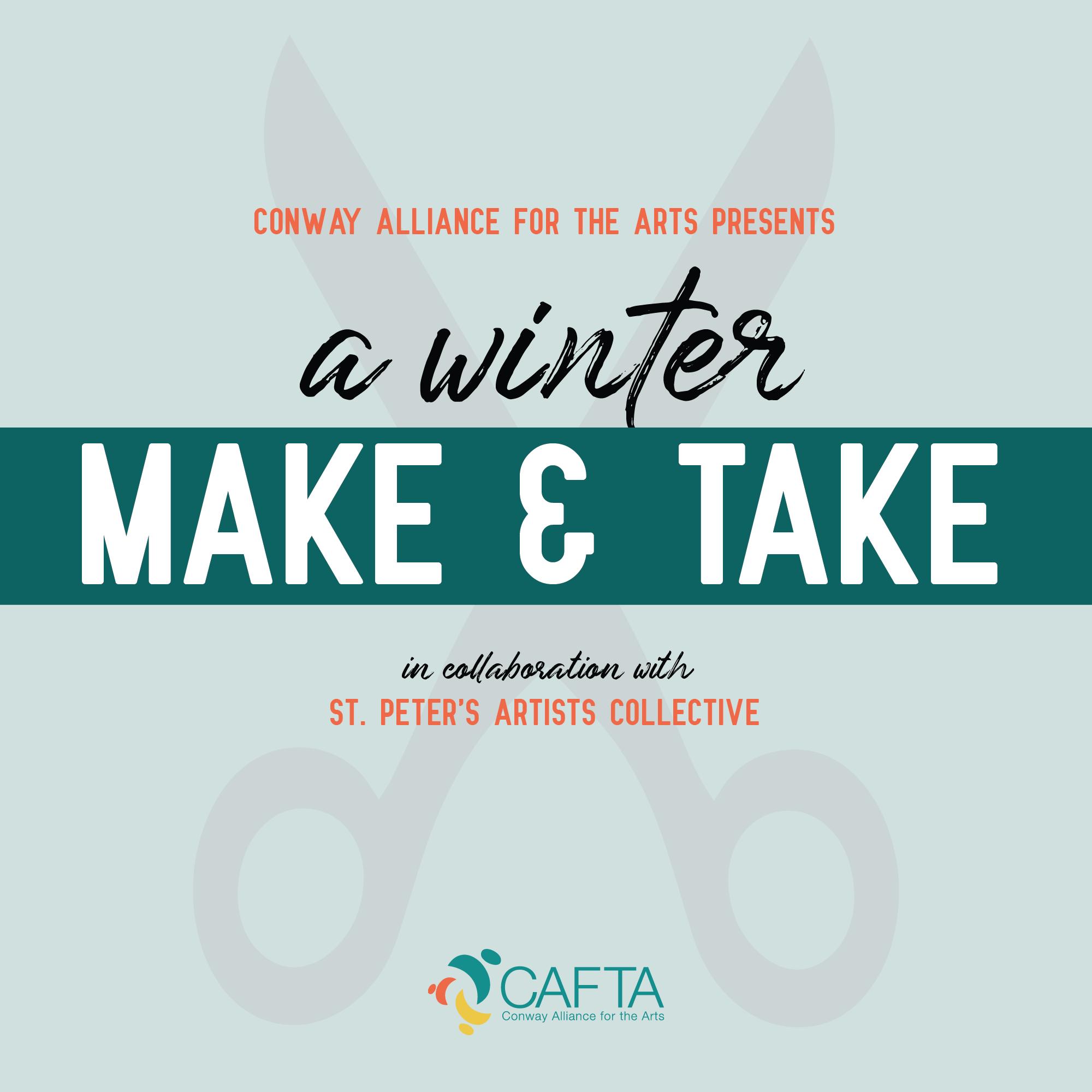 Winter Make and Take