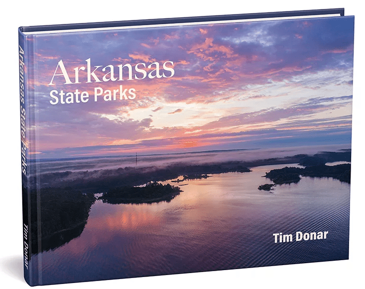 Aerial Photography of the Arkansas State Parks