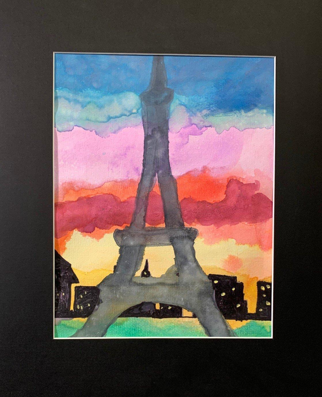 Eiffel Tower, 2019