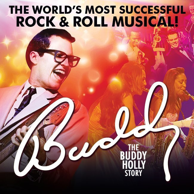 Buddy Holly Story Flyer