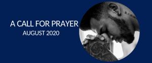 prayer august 2020