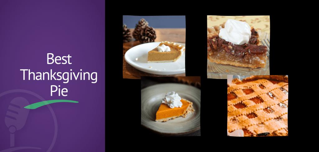 Best Thanksgiving Pie