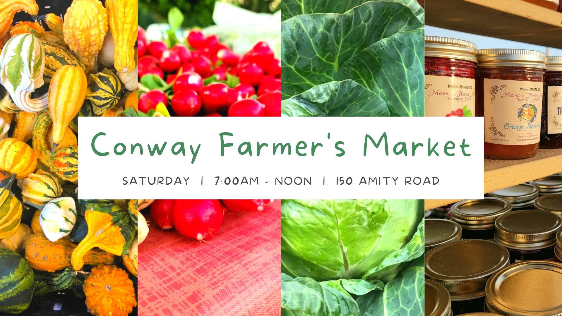 Conway Farmer's Market