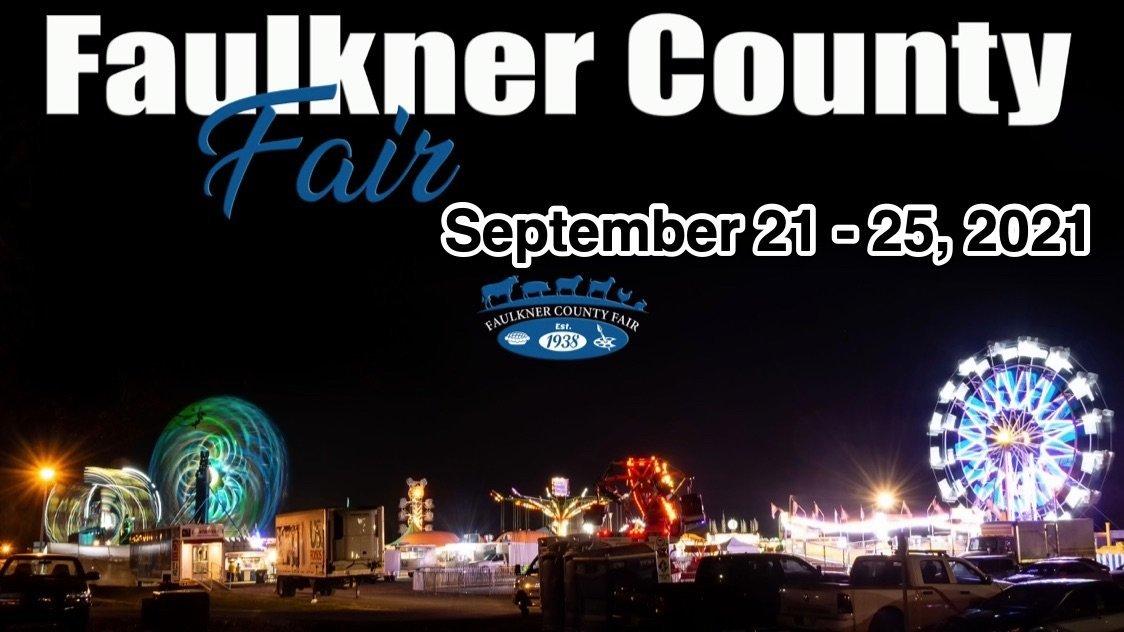 Faulkner County Fair