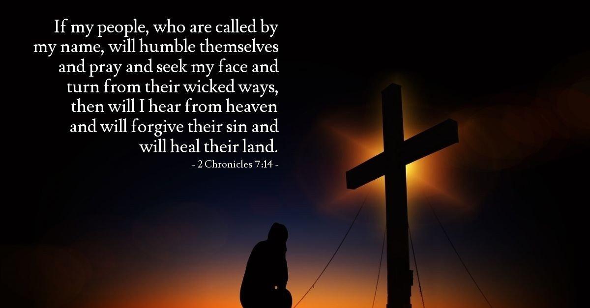A Call to Prayer & Repentance