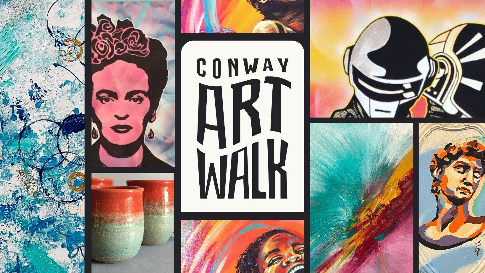 Conway Art Walk