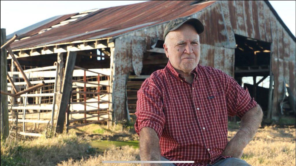 Ed Linck of Barham's Ozark Beef